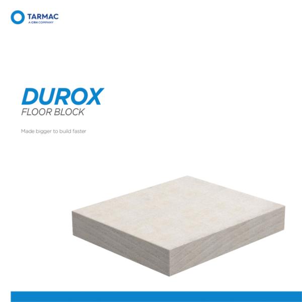 Durox Flooring - Aircrete Blocks Product Guide