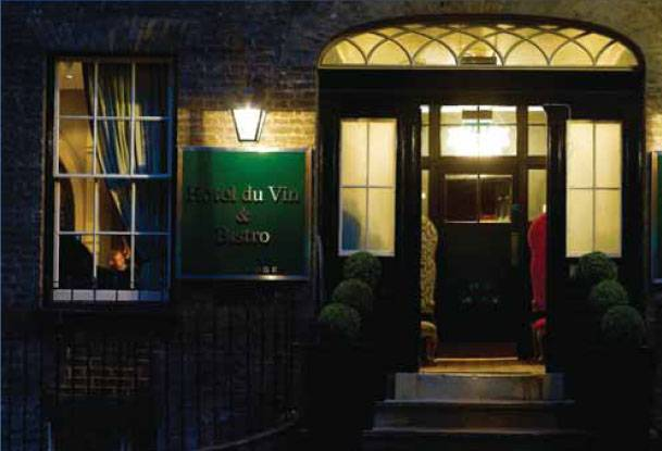 Hotel Du Vin, Cambridge