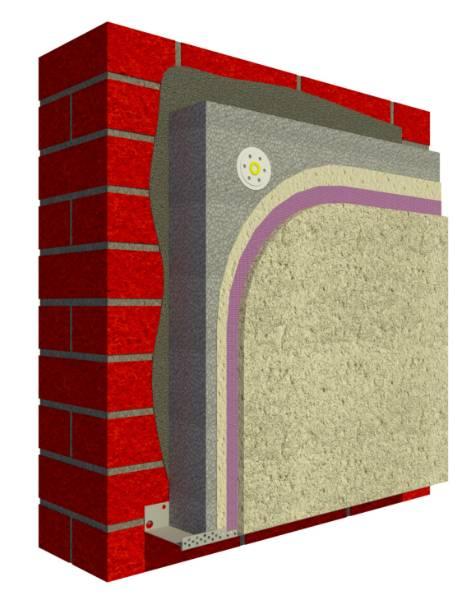webertherm XP263 External Wall Insulation