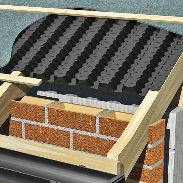 Roll Panel Eaves Ventilators
