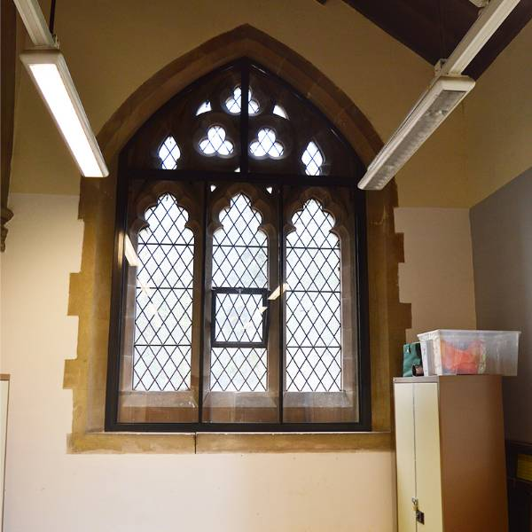 Grade II Listed Anglican Church rejoices at Selectaglaze's acoustic secondary glazing installation