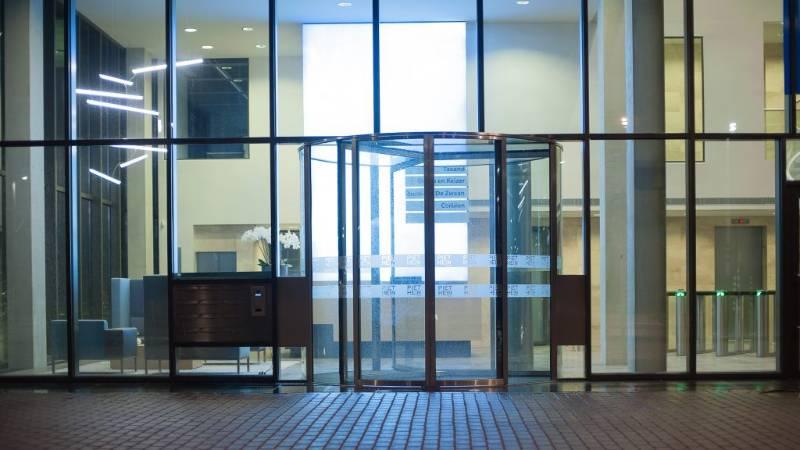 Offices, Piet Hein Buildings, Amsterdam