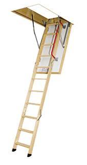 LTK Thermo Loft Ladder