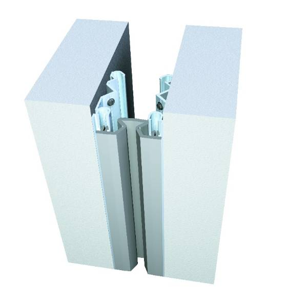 611 Series Wall To Corner Expansion Joint System