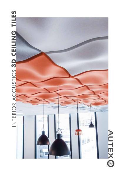 3D Ceiling Tile