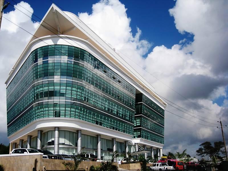 Aga Khan Hospital, Tanzania - Icon Cubicles