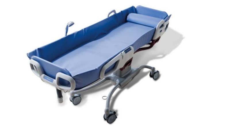 Carevo® - Height Adjustable Shower Trolley