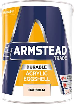 Armstead Trade Durable Acrylic Eggshell