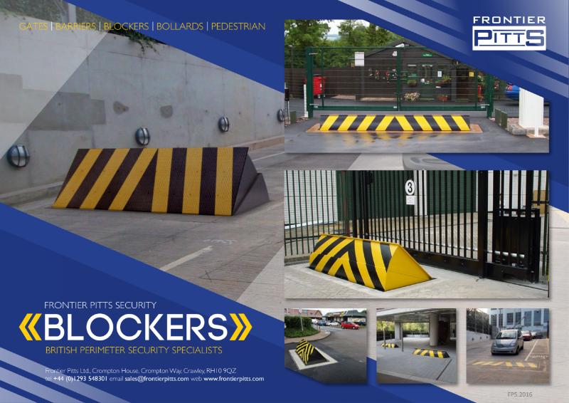 Road Blockers & Rising Kerbs Product Guide