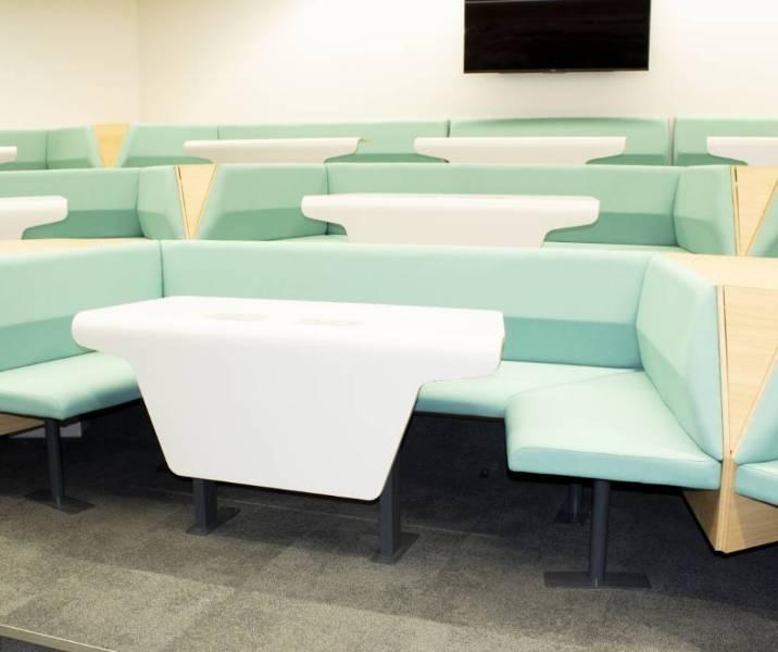 Educational Seating: University of Warwick