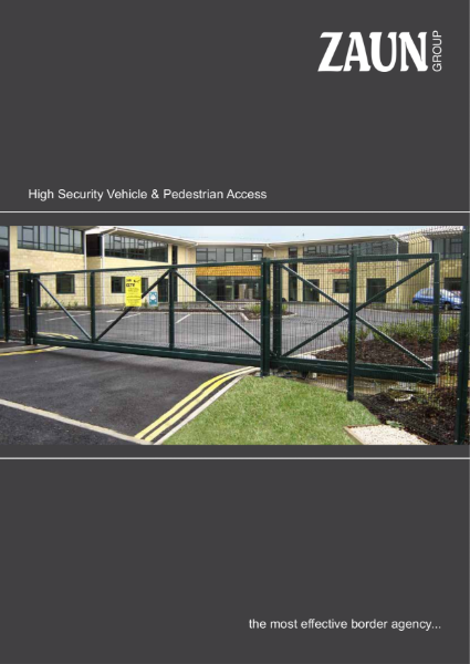 Vehicle Gates & Pedestrian Gates & Barriers