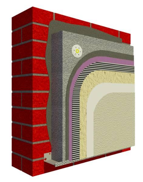 webertherm XM PM318 External Wall Insulation