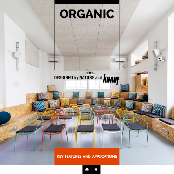 Catalogue Organic