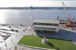 Pier Liverpool Waterfront