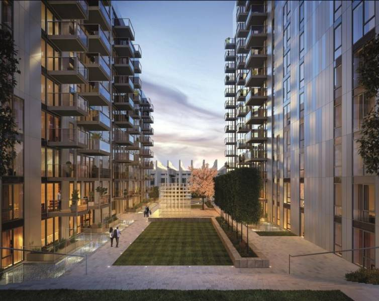 Exclusive residential project in London chooses Vasco radiators
