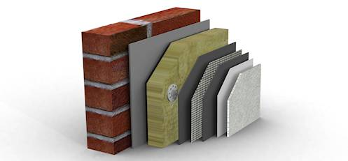 PermaRock Mineral Fibre External Wall Insulation Systems (LR)