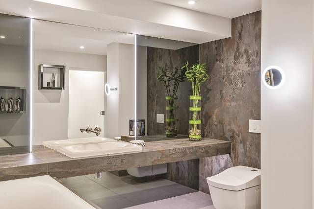 Bathroom Cladding Dekton