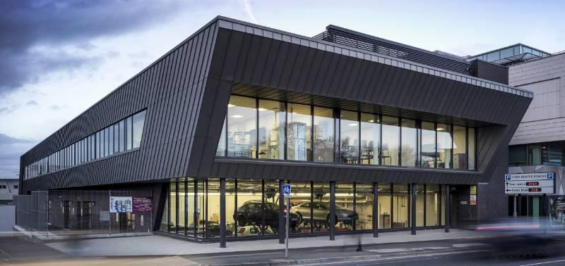 NedZink NOVA - Bolton College STEM Centre