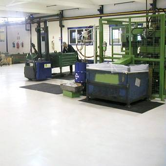 Pumatect High Build Floor Coatings