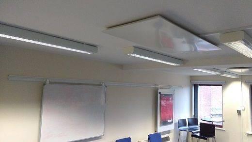 Advantage House - Office Heating