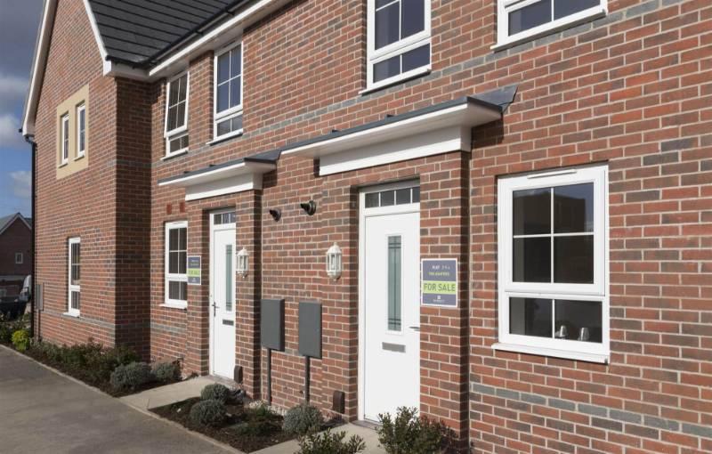The Grange Setting standards for affordable housing