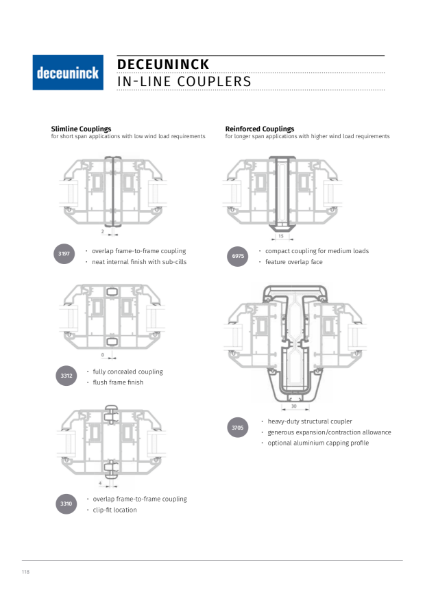 15. Specification Guide - Ancillary Product Range