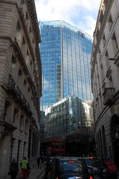 Competitors glass out and Guardian SunGuard in for Old Broad St, London