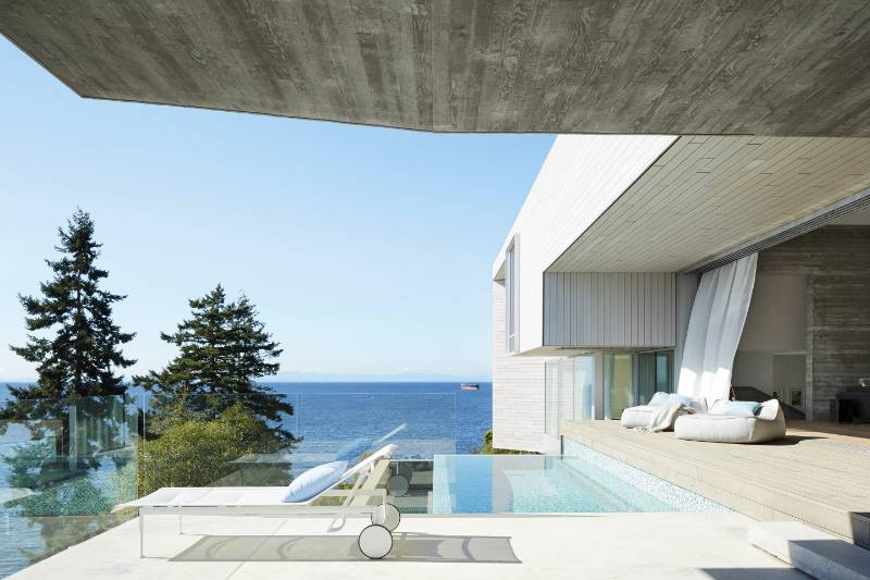 Accoya selected for stunning split-level West Vancouver home