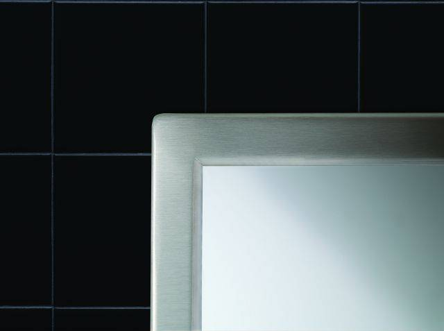 Angle Framed Mirror - B-290 Series