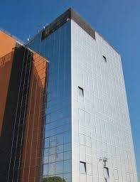 MG Tower, Padua Italy:  Eastman Performance Films commissioned the University of Padua to conduct an independent study of the effects of using LLumar® solar control window films on the MG Tower