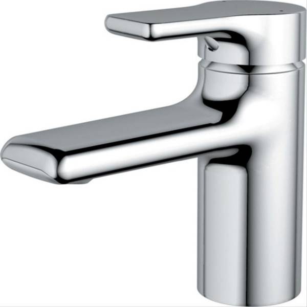 Attitude Single Lever One Hole Basin Mixer Classic Outlet