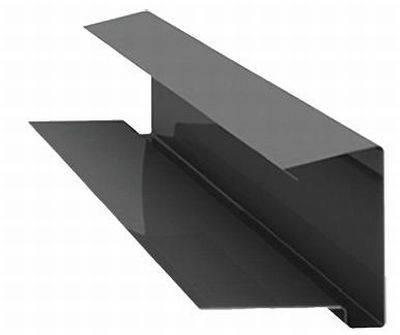 Tile Dry Verge System (Aluminium) C08/C08S
