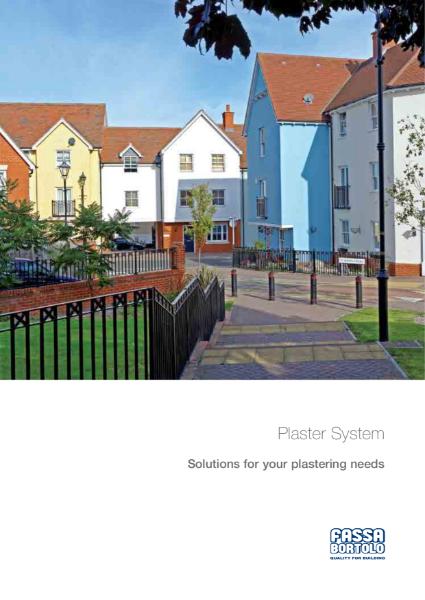Fassa Bortolo Plaster & Render System