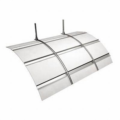 CasoLine CURVE suspended ceiling system