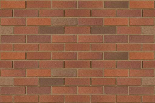 Himley Mixed Russet Original - Clay bricks