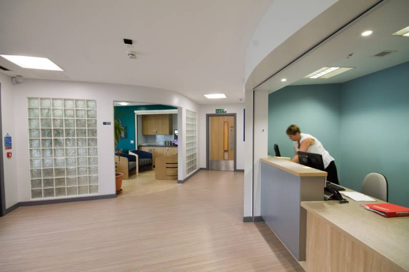NHS Tayside Child and Adolescent Mental Health Unit
