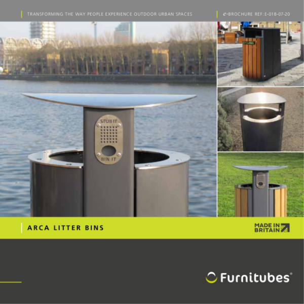 Arca Litter Bins Brochure
