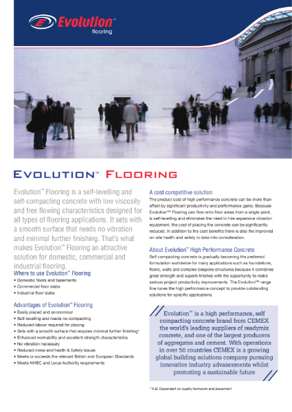Evolution Flooring