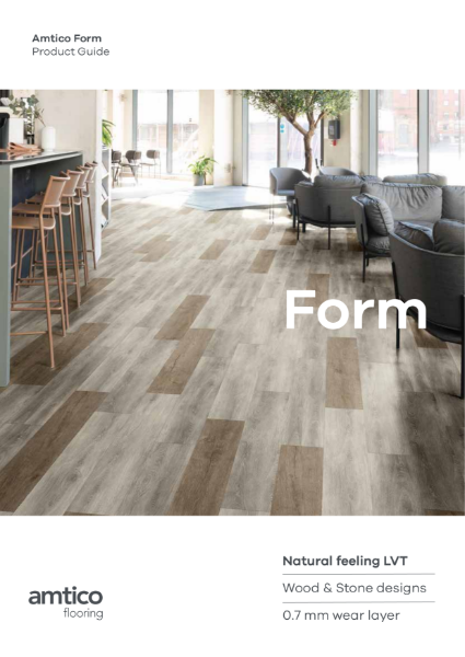 Amtico Form LVT Flooring Collection