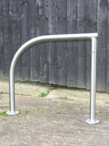 Kingsthorpe Cycle Stand - Galvanized Steel