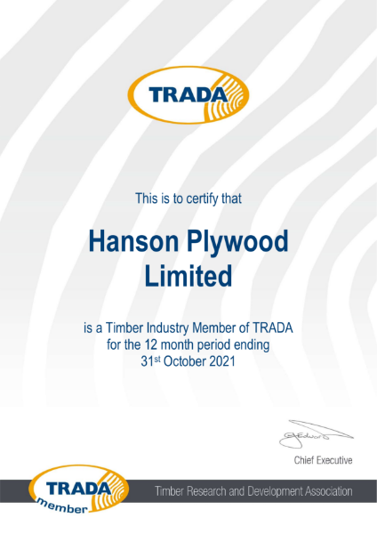 TRADA Membership
