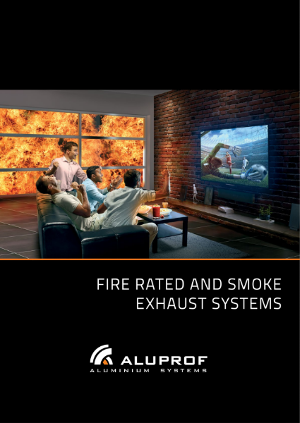 Fire Rated & Smoke Exhaust Glazed Systems