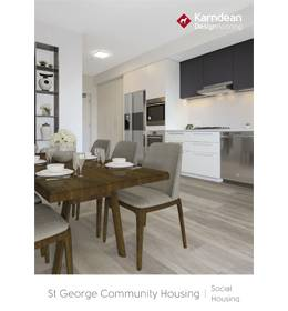 St George Community Housing | Social Housing Case Study