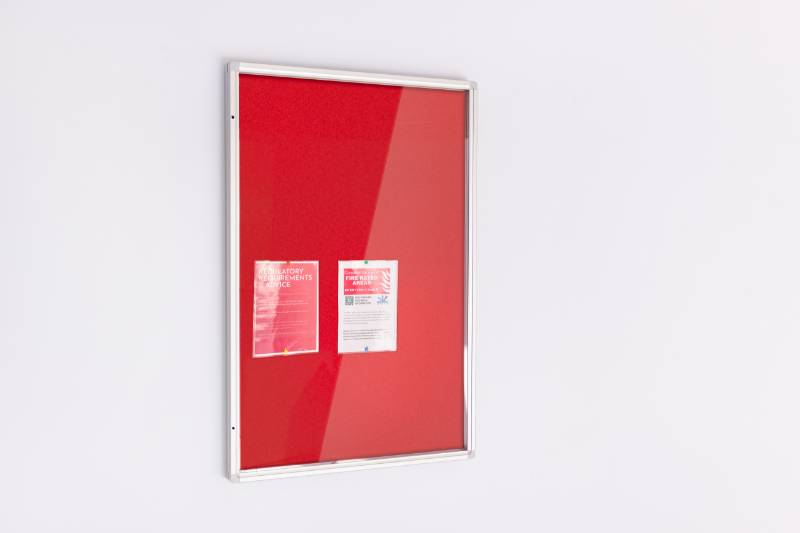 Sundeala Securi-board - Tamper-proof Display Board