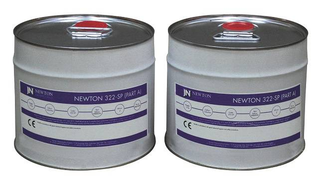 Newton 322-SP - Flexible Sealing Polyurethane Injection Resin