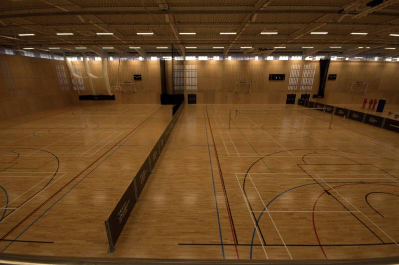University of Hull Sports Centre
