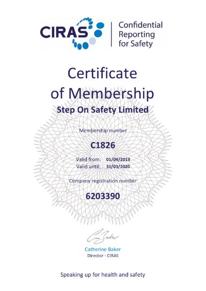 CIRAS Certification