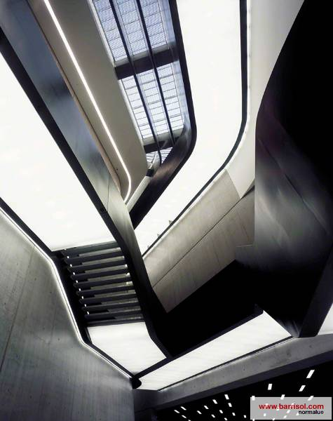 Barrisol Light® - MAXXI museum - Italy