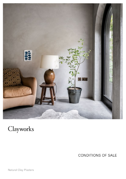 clayworks conditions of sale