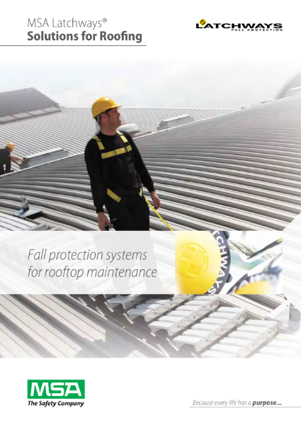 Fall Protection for Rooftop Maintenance
